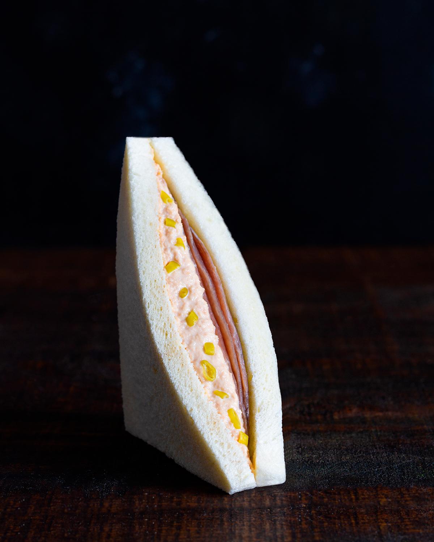 Sándwich, estilismo Culinario y fotografía gastronómica. Home Economist España. Leire Gamboa Food Styler.